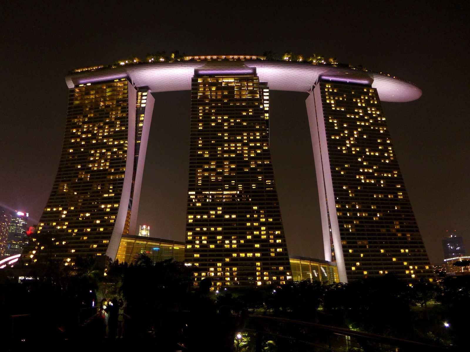 200 jours !!! Singapour