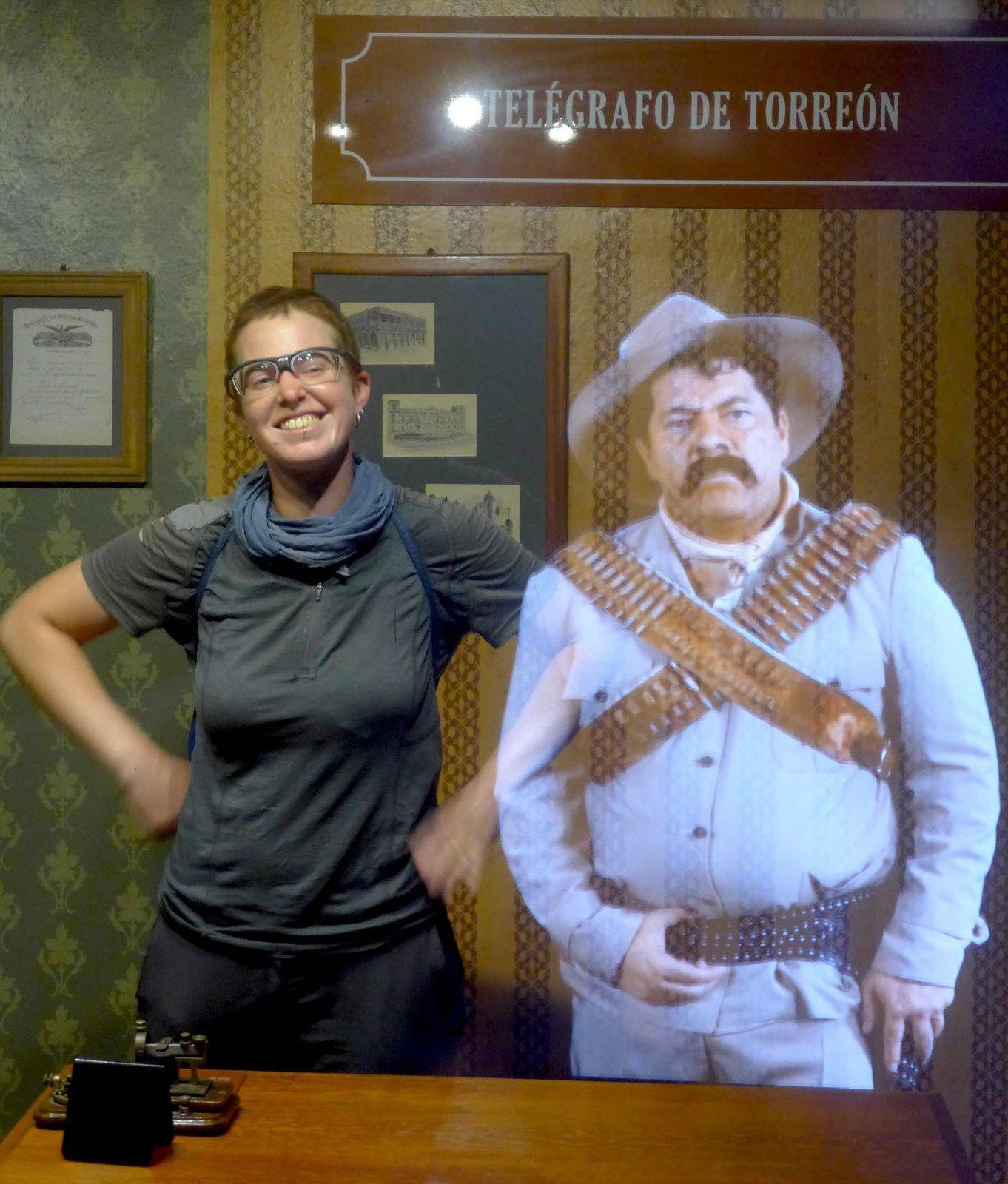 Rencontre exceptionnelle avec le fantôme de Pancho Villa !!!