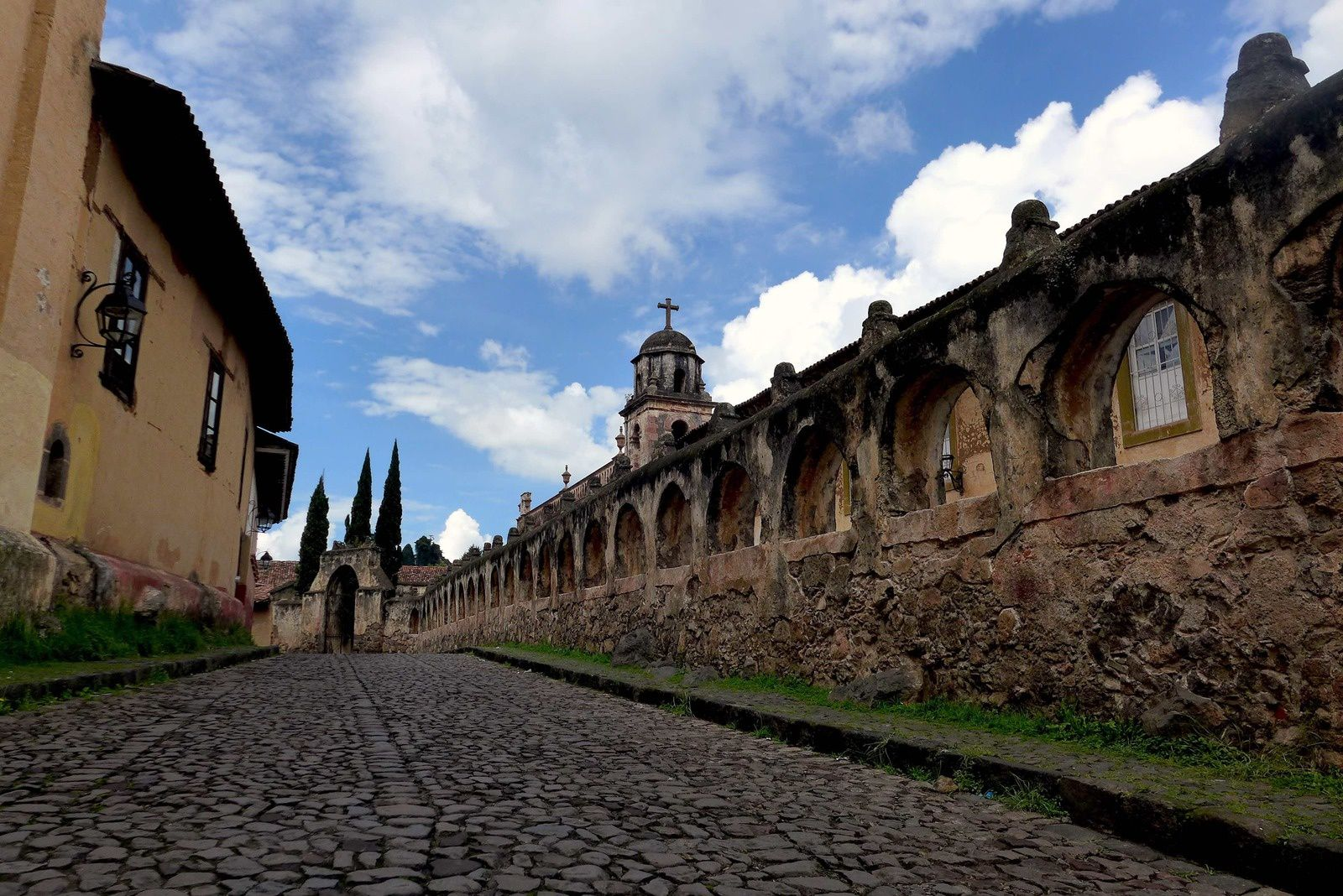 Paisible ville de Patzcuaro