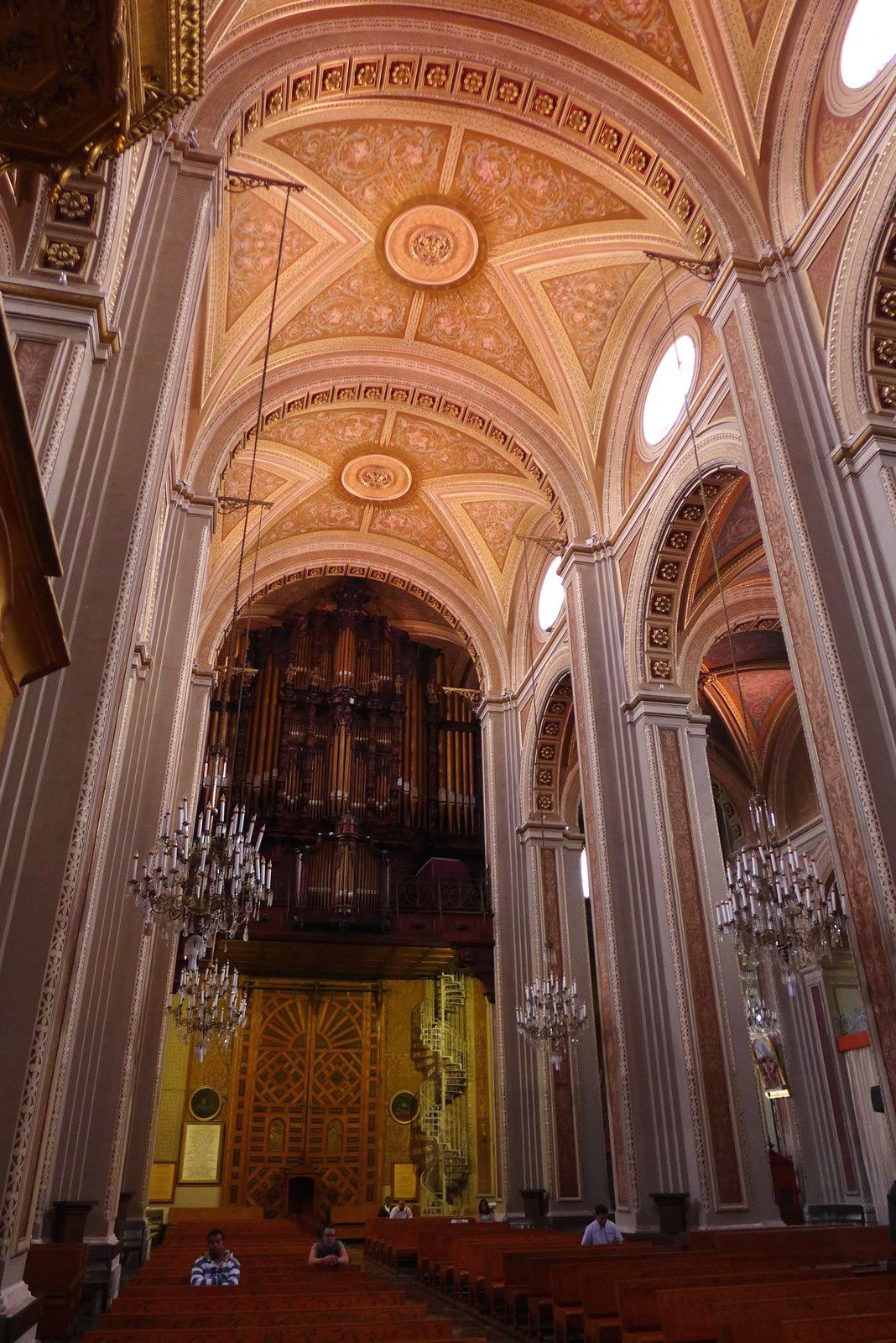 Cathédrale de Morélia