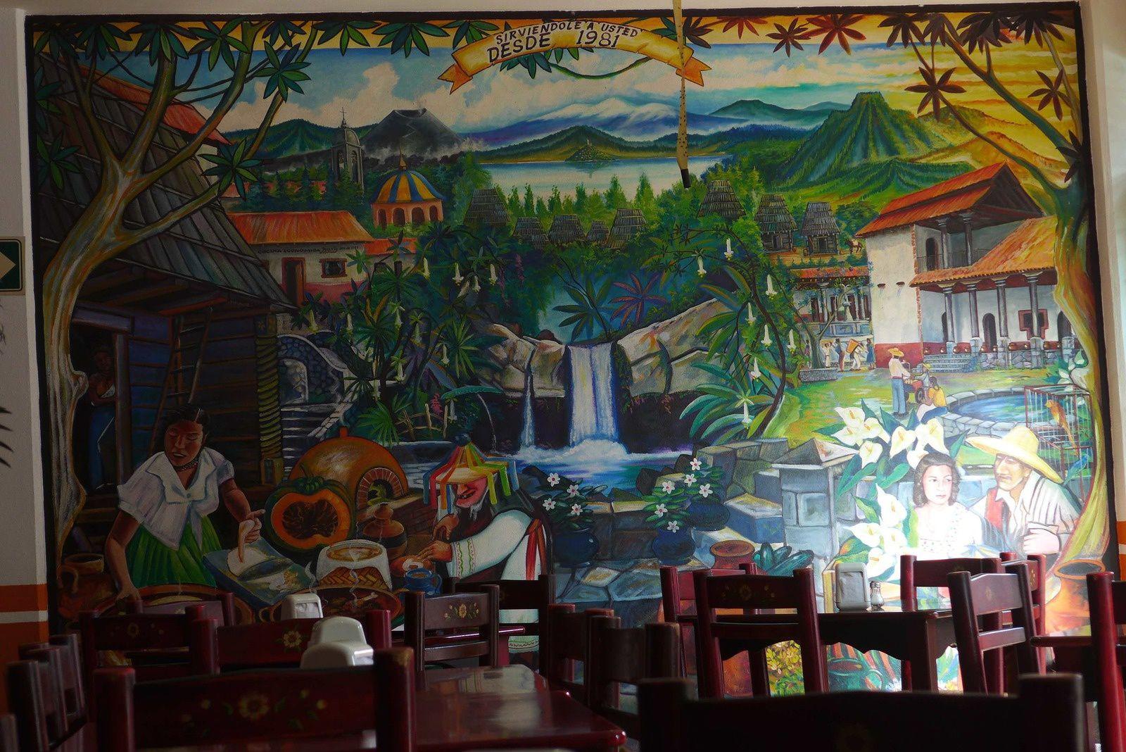 Peintures murales d'Uruapan