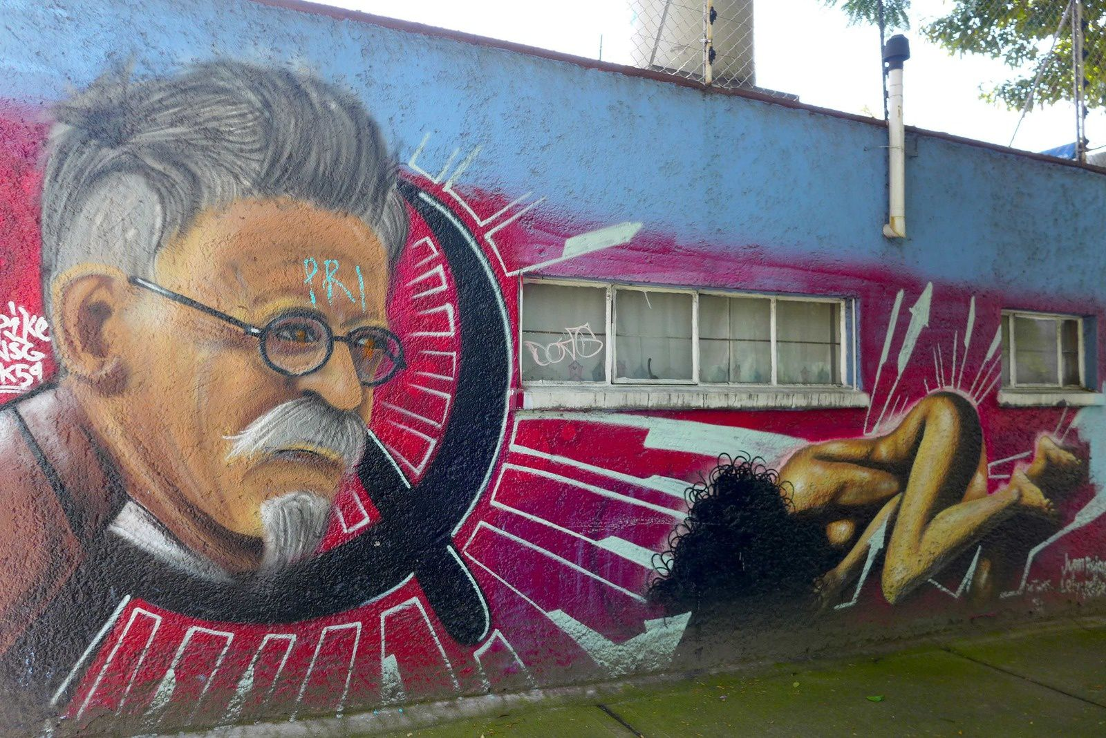 Peintures murales de Mexico City