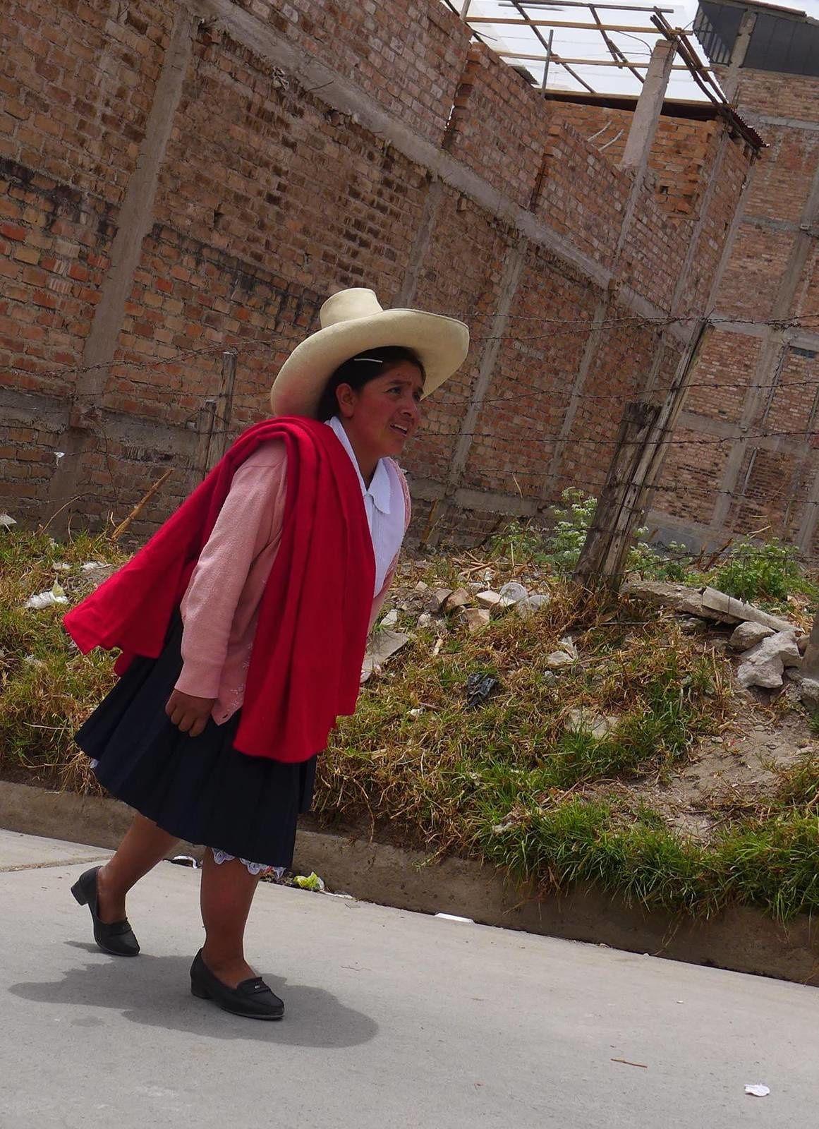 Nos premiers jours au Pérou