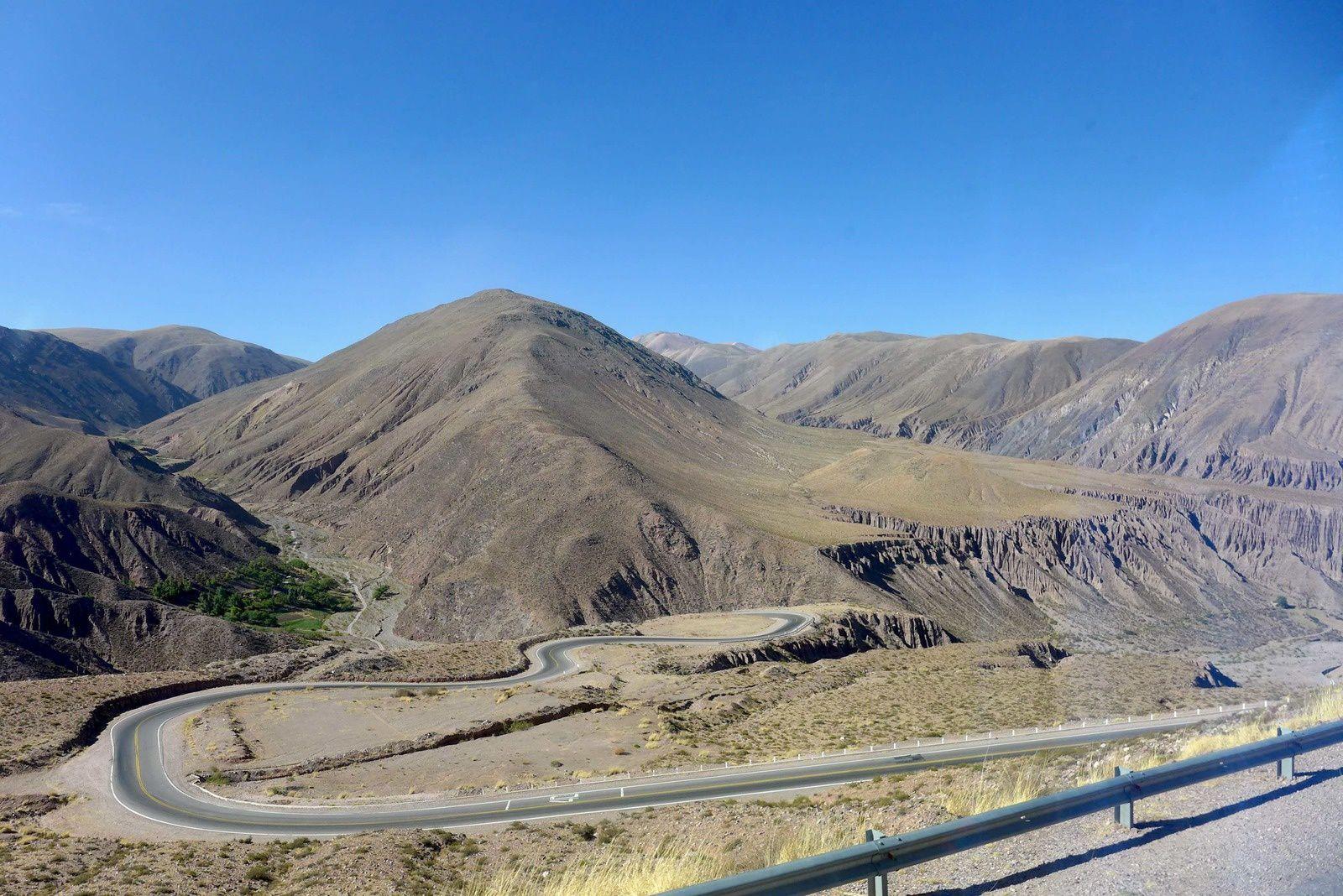 Premiers paysage Argentins