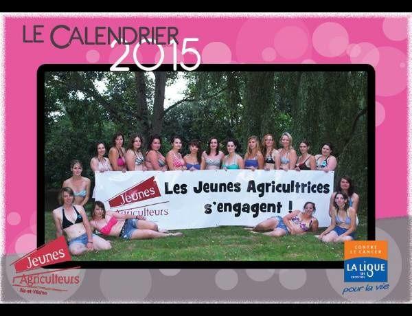 Les agricultrices d'Ile et Vilaine se dévoilent !
