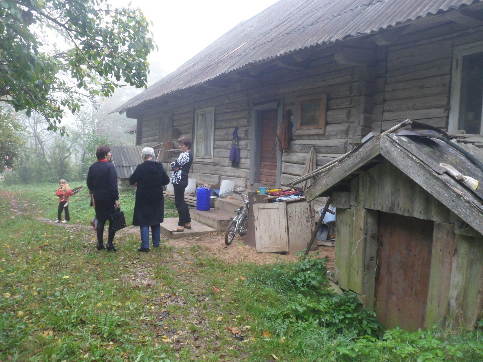 Soirée Diaporama &quot&#x3B;voyage en Lettonie&quot&#x3B; à Bardos 16.11.13