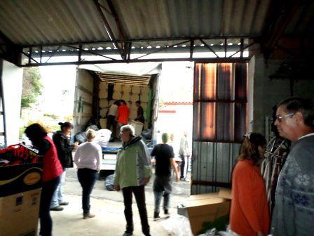 Un effort conjugué par plusieurs associations pour l'envoi d'un camion d'aide médicalisée en Ukraine
