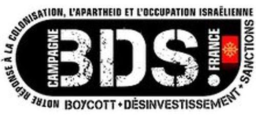 Soutien aux inculpés de BDS pour la liberté d'expression et pour la libération du peuple palestinien.