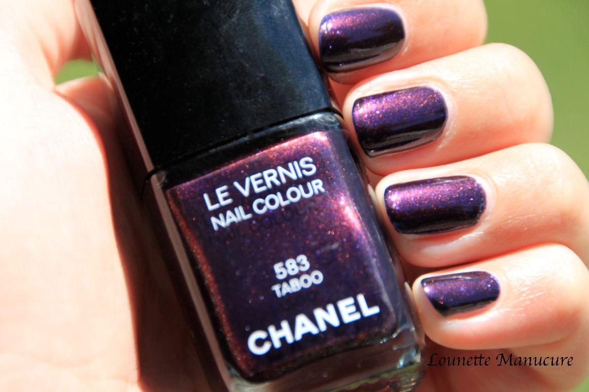 Chanel - Taboo  *_*