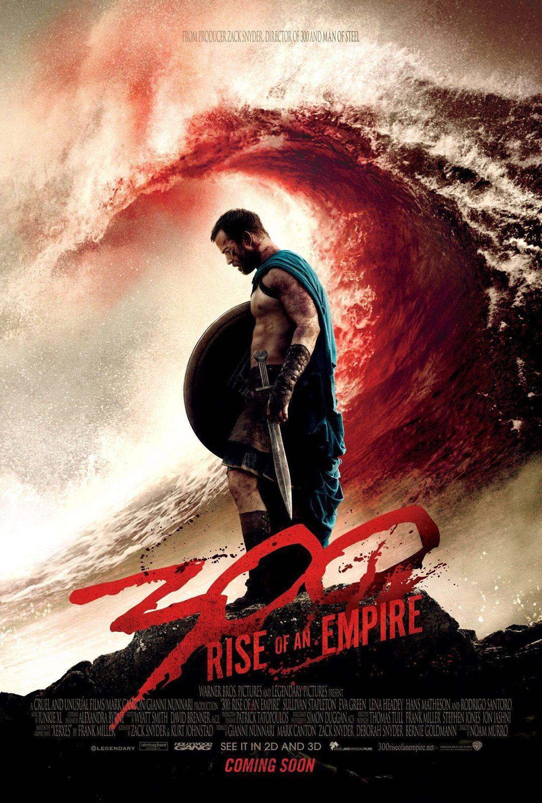 Revue cinéma n°5: 300, la Naissance d'un empire.
