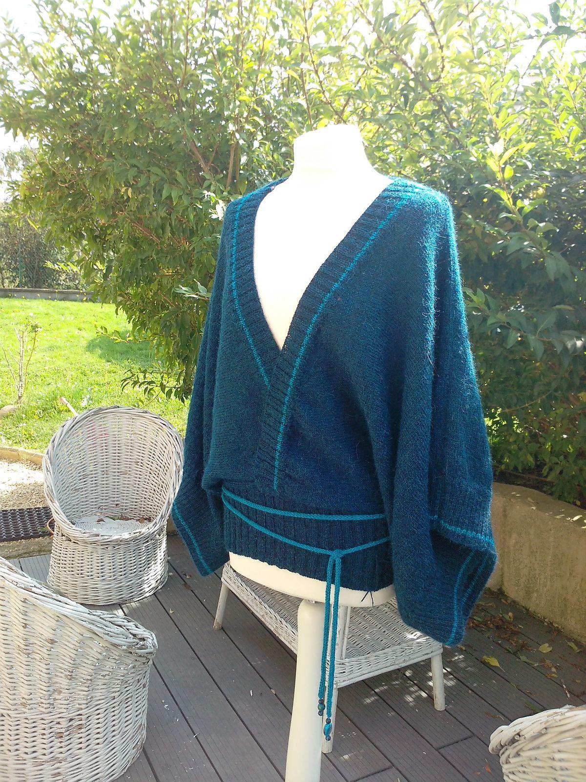 HoMmAgEs 2 - kimono de bergère de france -