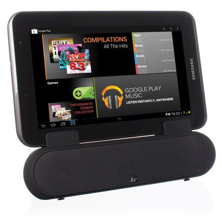 [Test] Enceinte support smartphone et tablette KitSound Surround Sound Stand