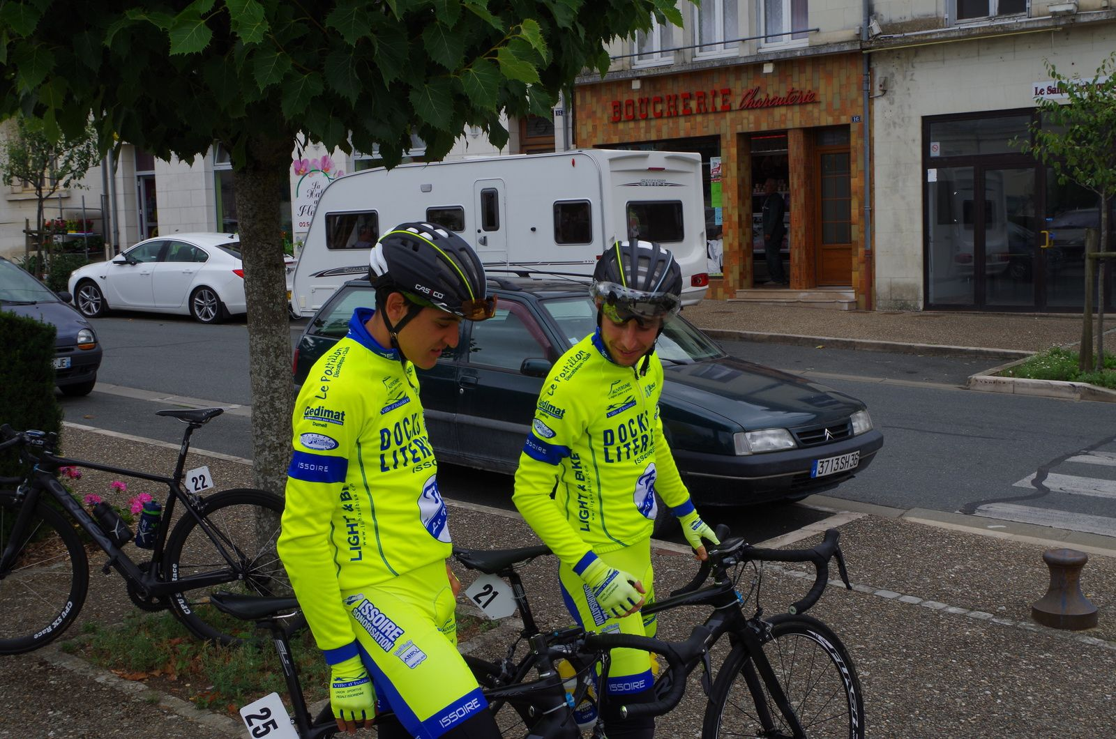 Vendredi 14 août : Coupe de France des DN3 à Heugnes 36