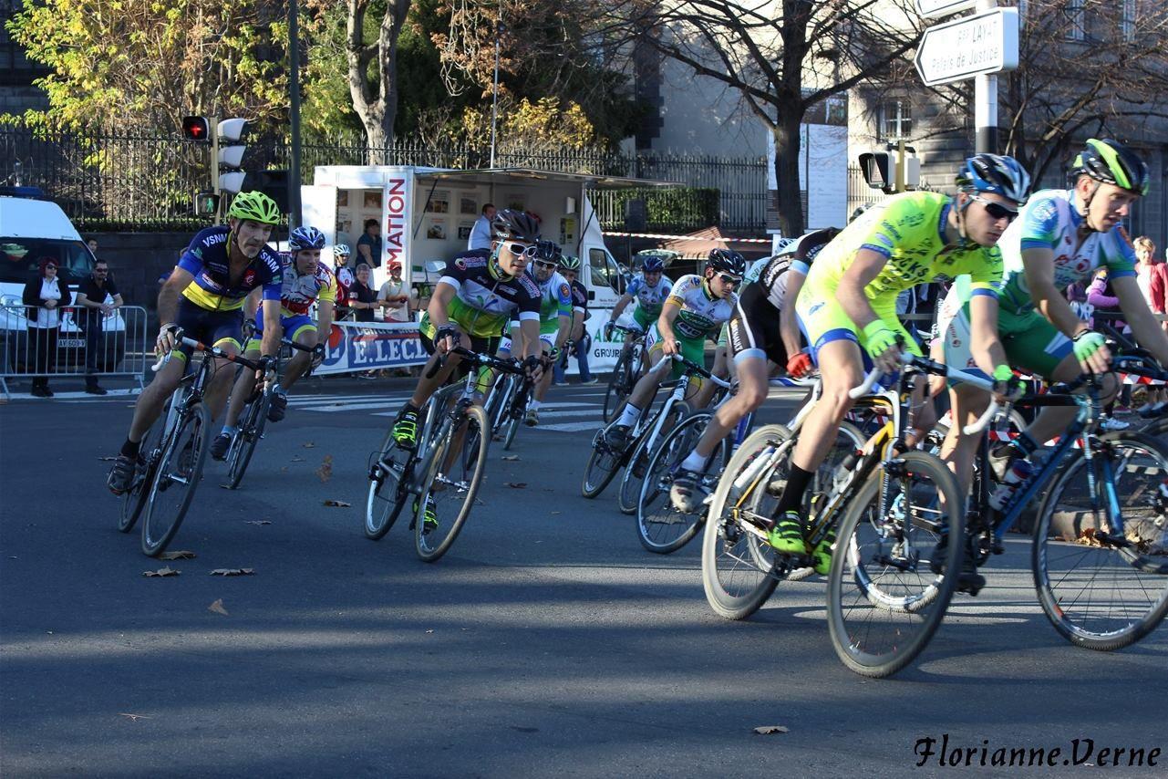 Dimanche 08 novembre : Cyclo cross National de RIOM