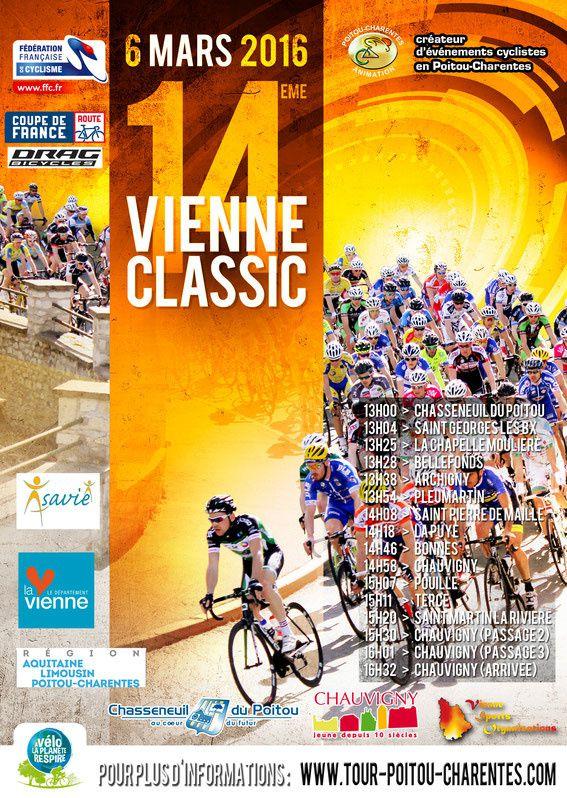Vienne classic 1° manche DN3