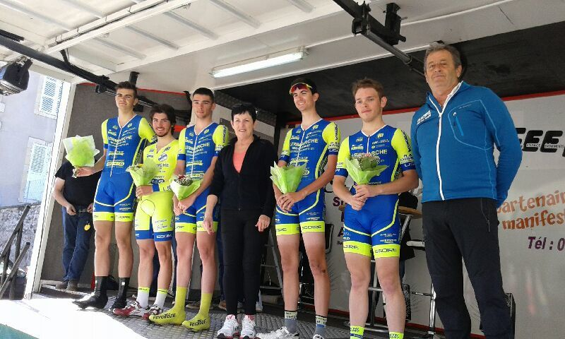 Dimanche 09 avril : 2° étape du Tour de la Com Com BOURBON LANCY GUEUGNON