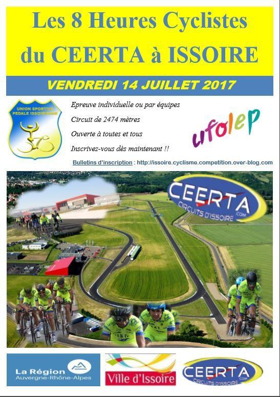 ...........Les 8 heures Cyclistes du CEERTA..........