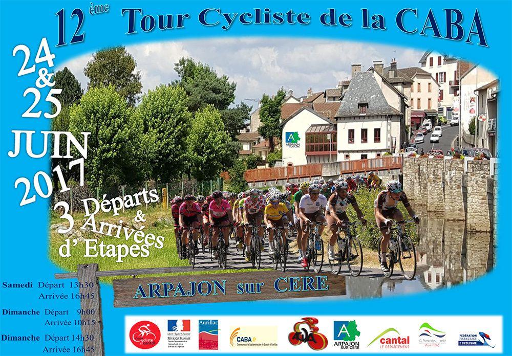 TOUR DE LA CABA: Les engagés