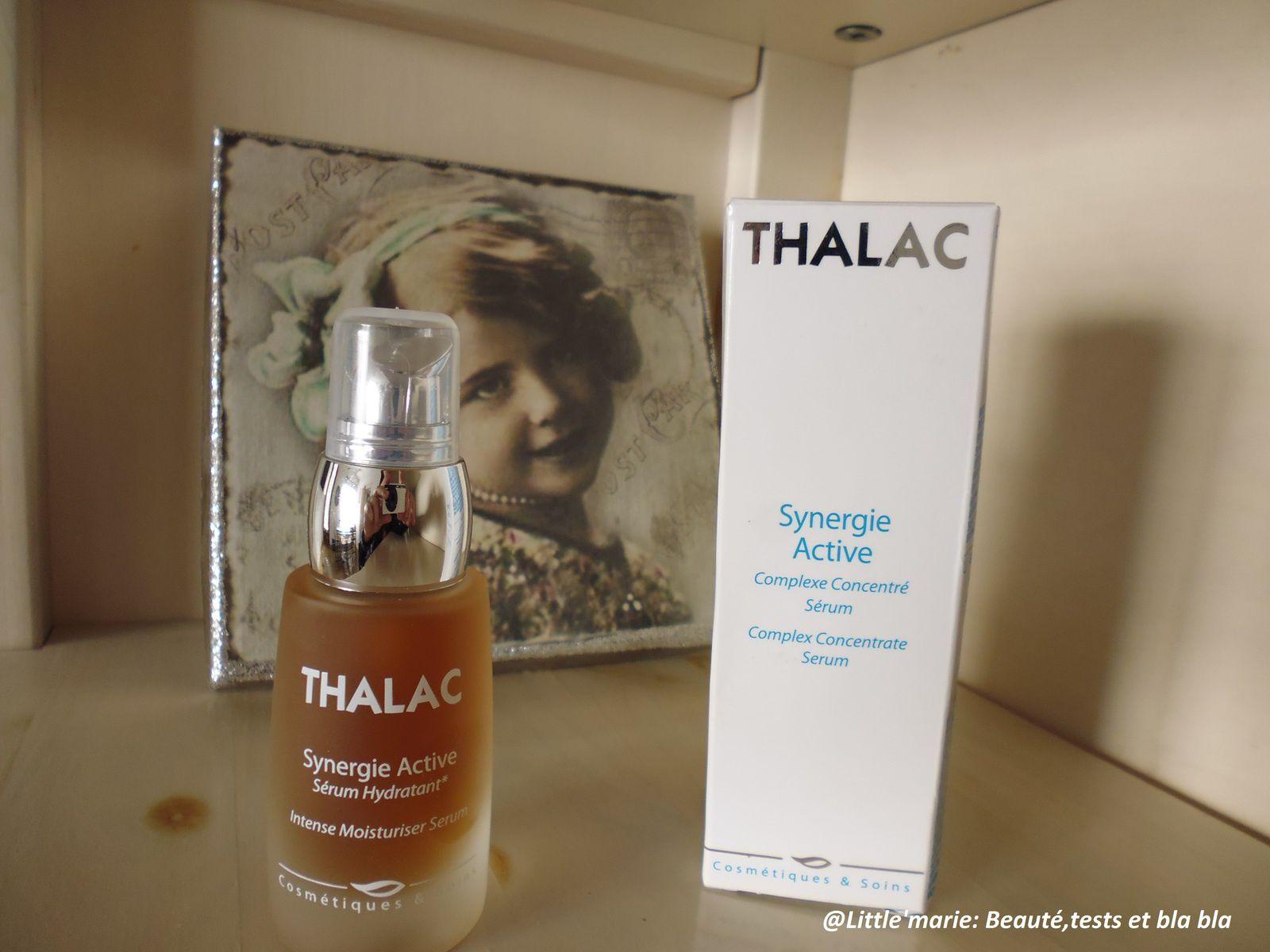 Thalac : les bienfaits du milieu marin au service de ma peau