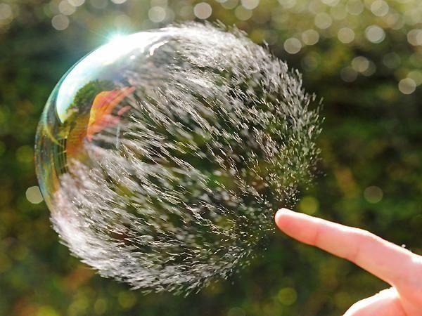 Laissez-vous ensorceller par les savons &quot&#x3B; des potions et des bulles&quot&#x3B;