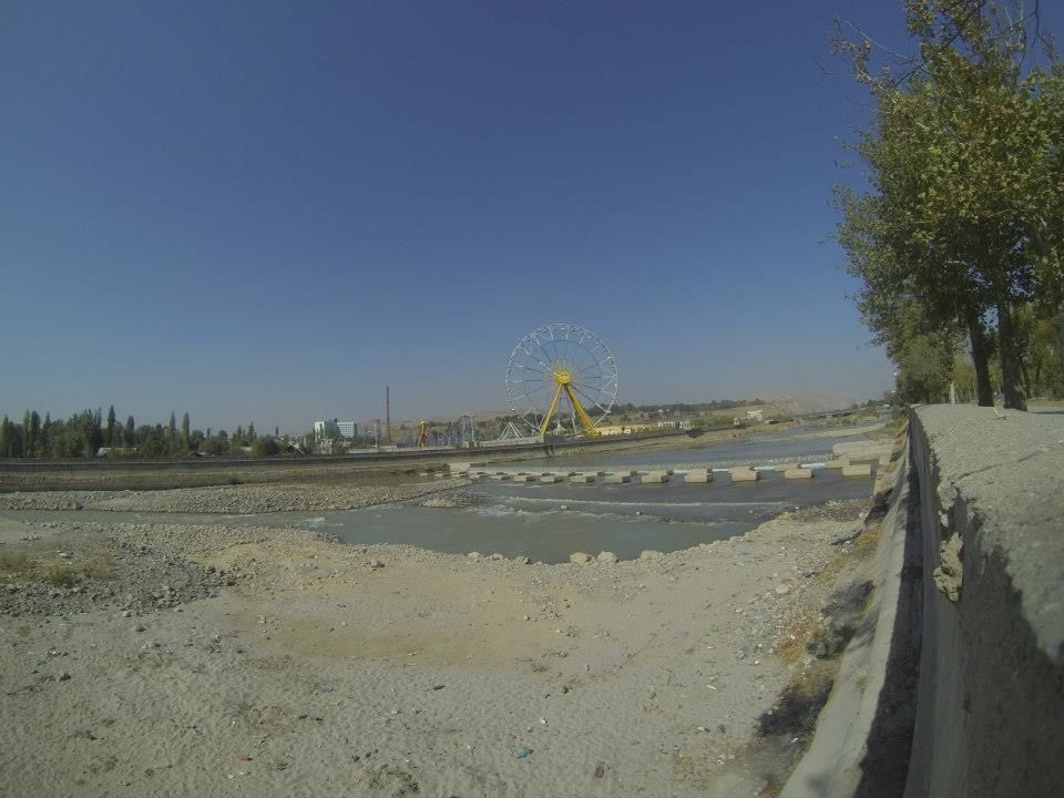 Cycling Trip in Dushanbe