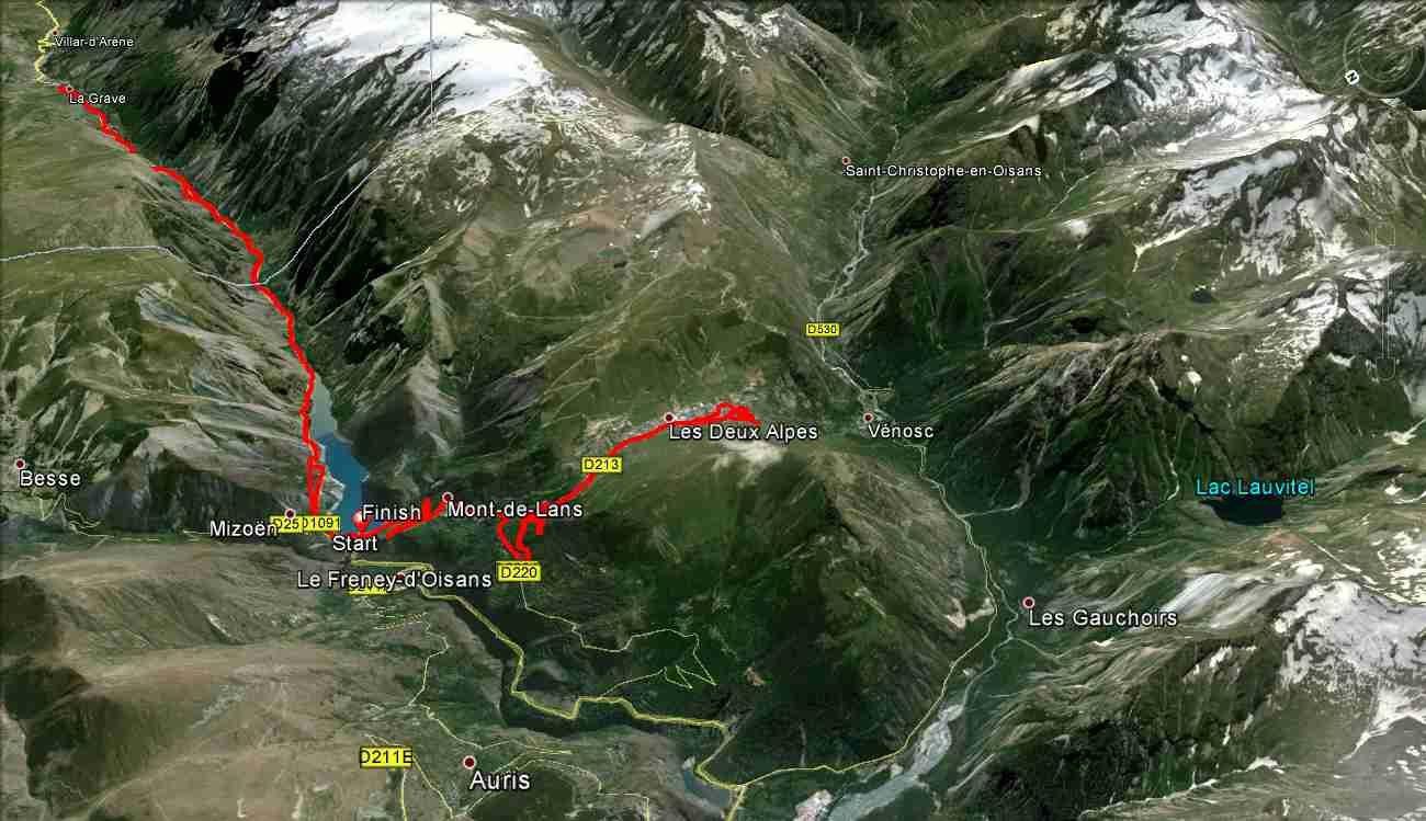 Trip Alpes : day 3