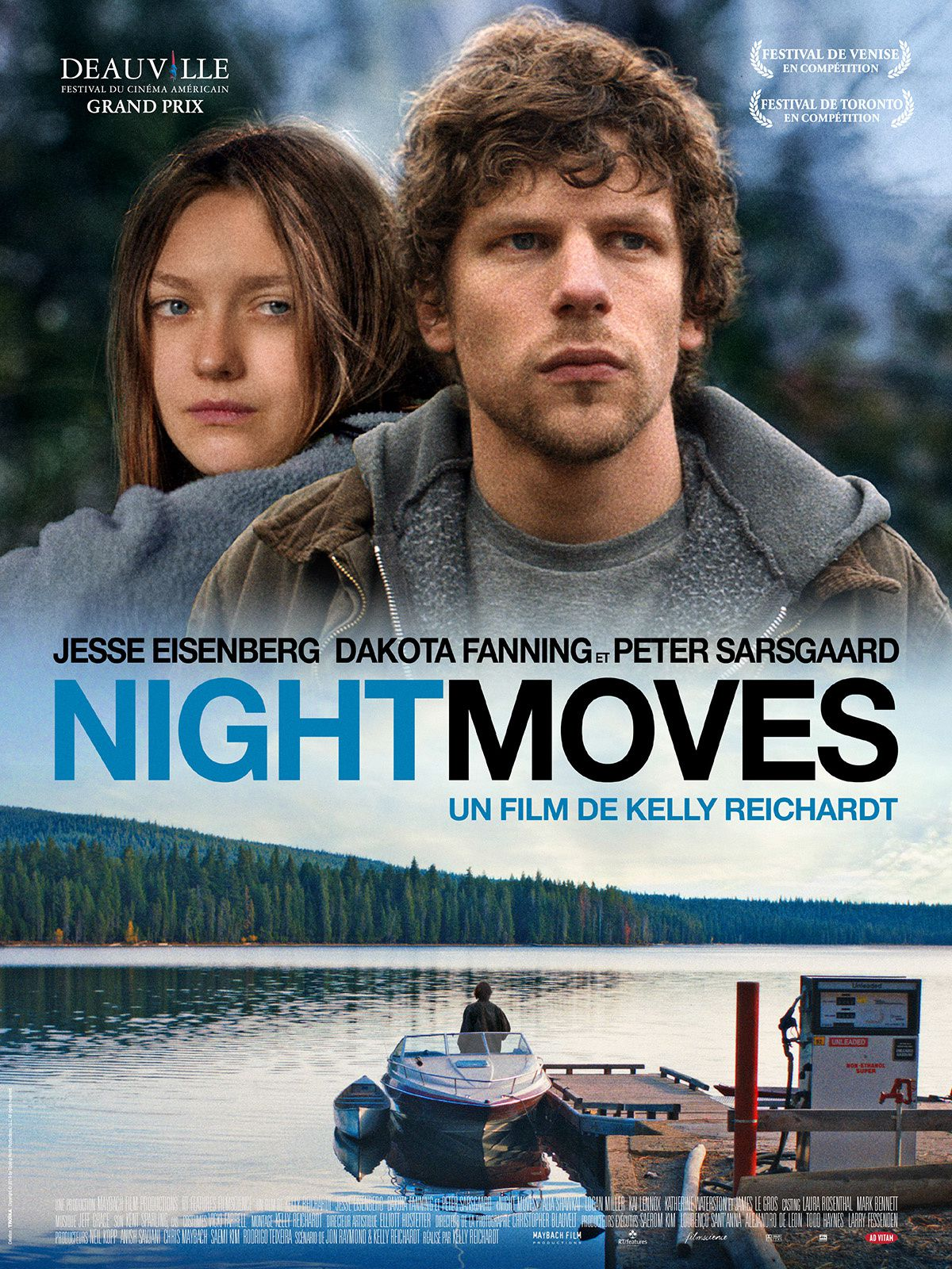 Critique du film #9 Night Moves
