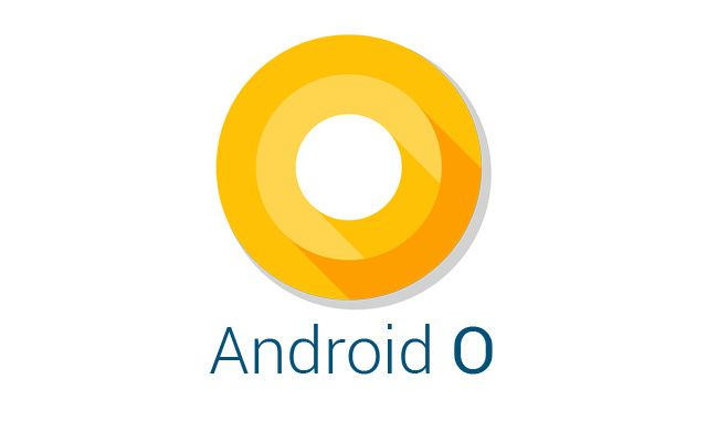 Logo d'Android O