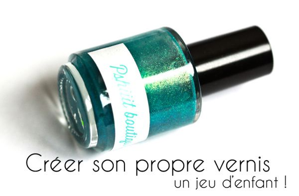 DIY Comment faire son propre vernis ?