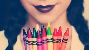 DIY: Du rouge à lèvre avec des crayolas