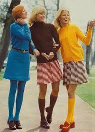 Le Look Rétro des années 70, automne-hiver 2015
