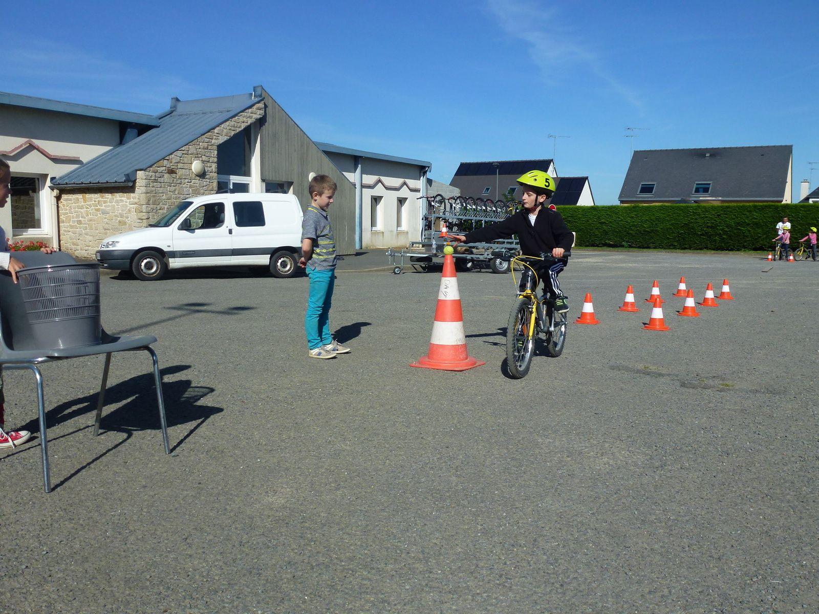 Prévention routière pour les CE2