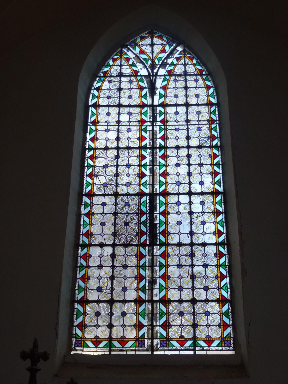 Les secrets du vitrail dévoilés aux CE1-CE2