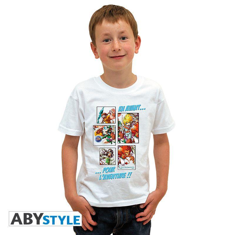 [MAJ] Abystyle : Un nouveau tee-shirt !