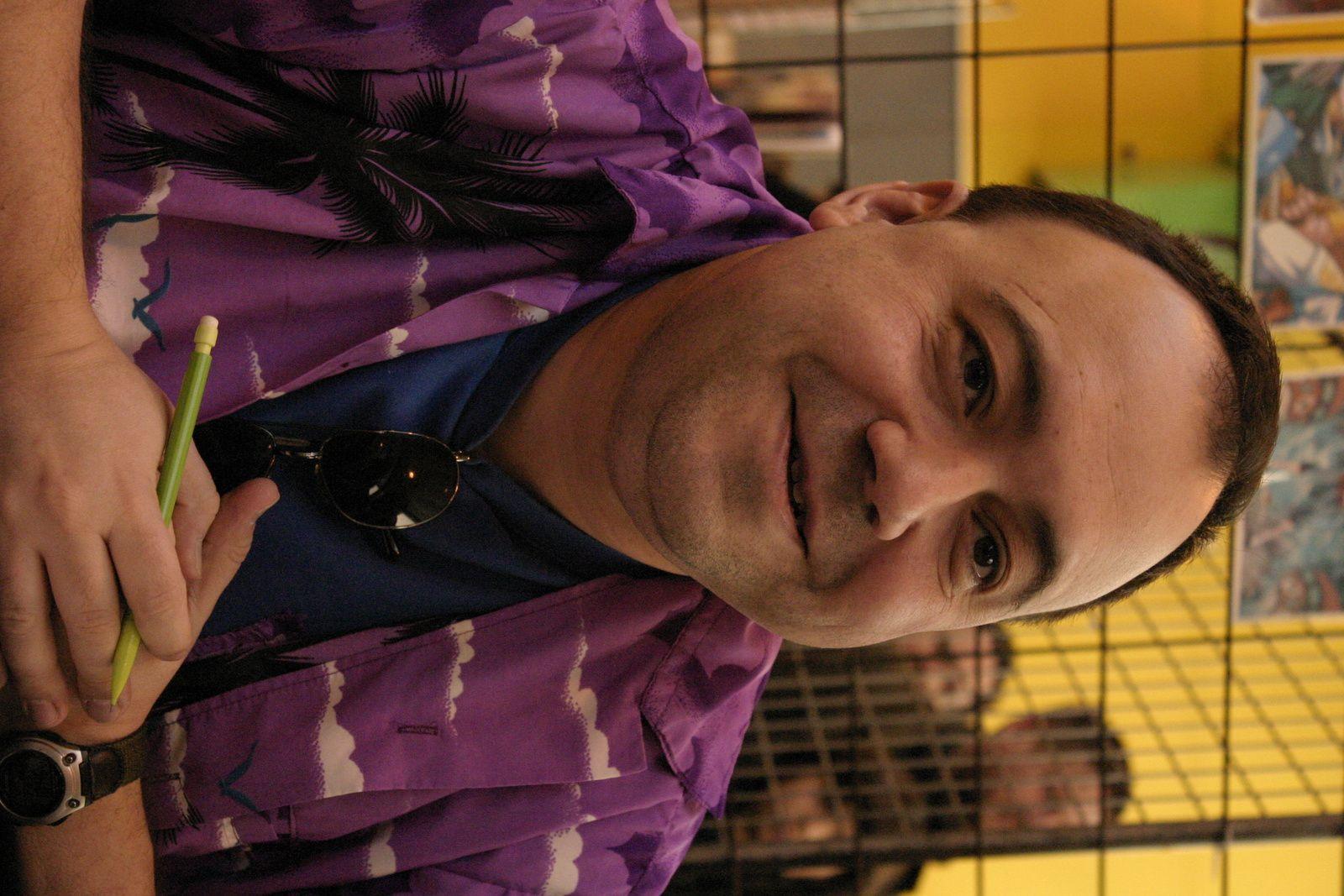 Bulles en Val 2016, Interview de Patrick Sobral : Les photos !