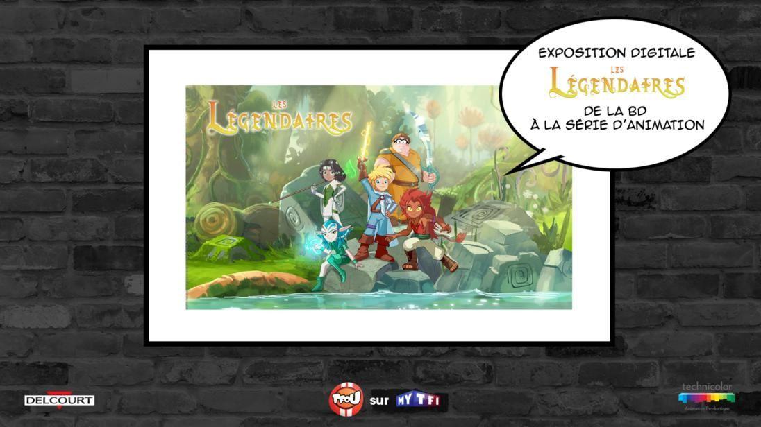 [EXCLU] : Affiches du dessin animé!