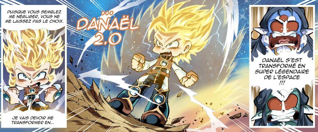 [P.3] : News N°3 : Danaël le super légendaire de l'espace!