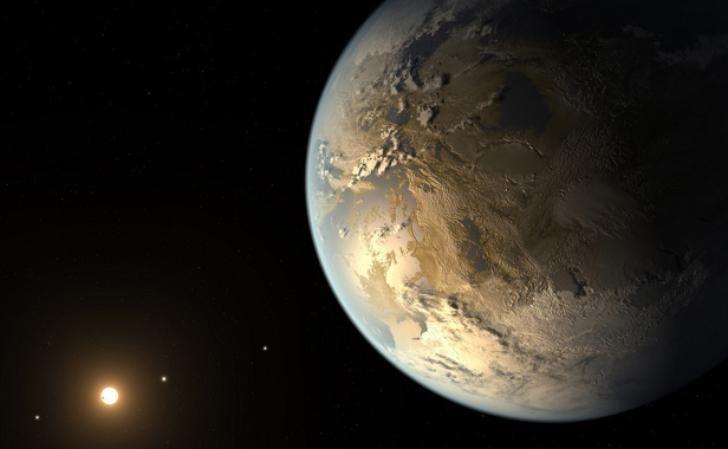 """La nouvelle """"Terre"""" peut être, notre survie........"""