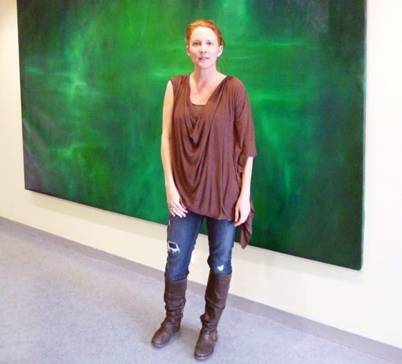 Les tableaux de Laurel Holloman (actrice... The L Word)