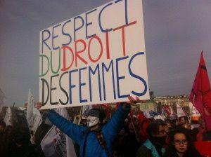 Féminisme = Terrorisme ! ........