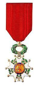 La légion d'honneur..... Pour les femmes