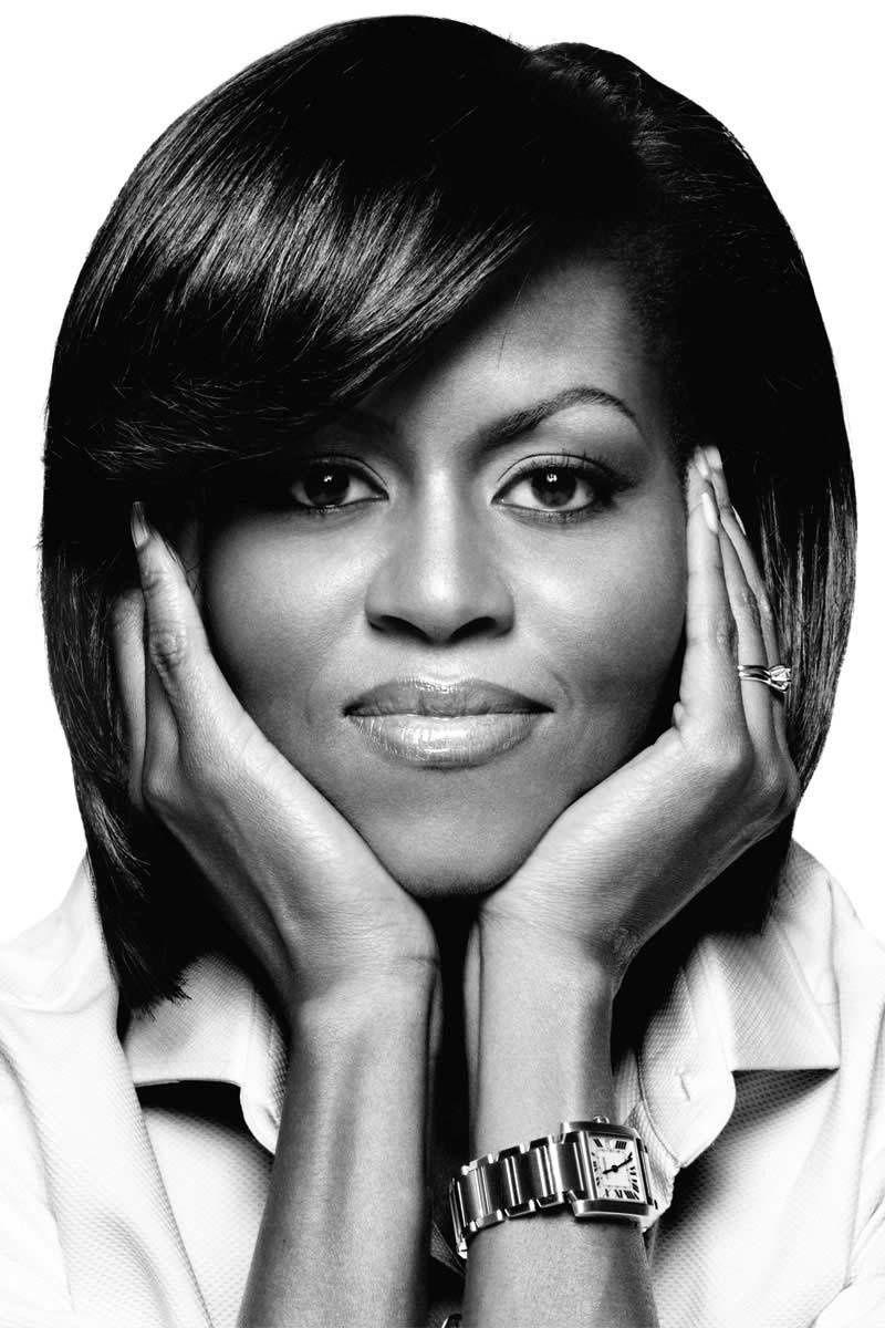 Michelle Obama ... j'aime beaucoup cette femme exceptionnelle !