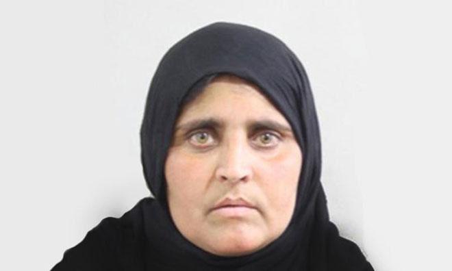 La Mona Lisa Afgane ! C'est triste trente ans après !!!