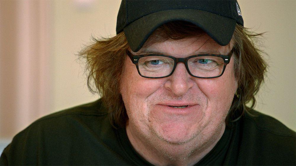 La tribune visionnaire de Michael Moore ... sur Trump !!!