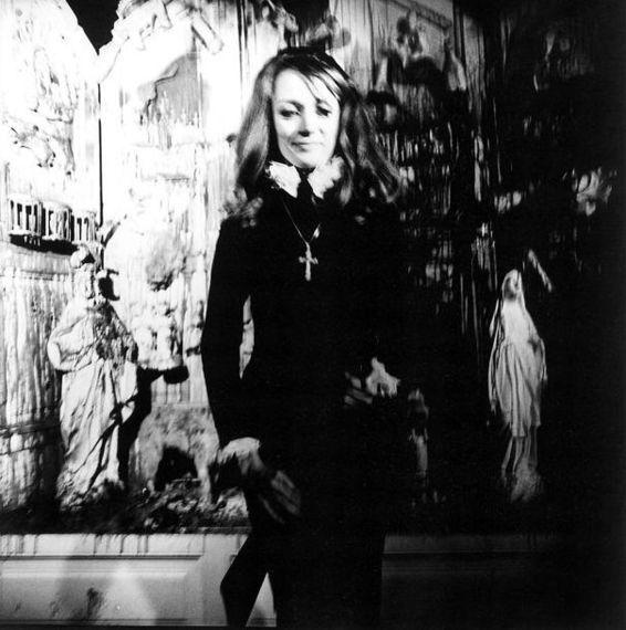 Niki de Saint Phalle, féministe à 12 ans, sculpteure, peintre, dessinatrice et architecte ()()()