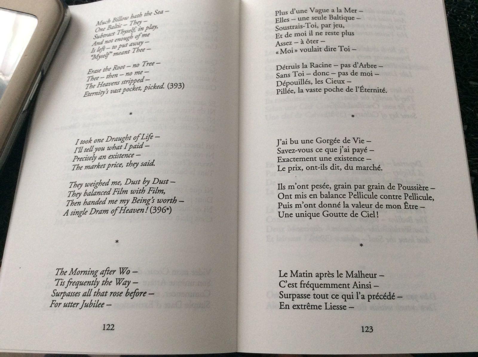 La Poète américaine &quot&#x3B;Emily Dickinson&quot&#x3B; féministe et rebelle ()()()
