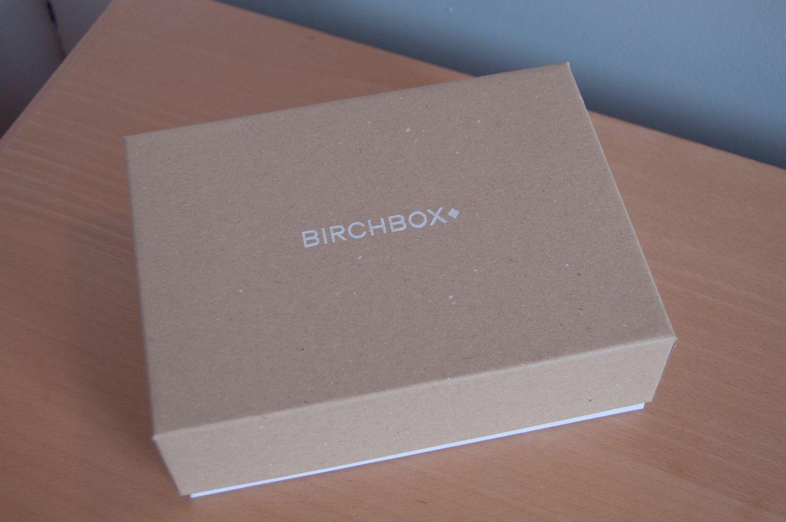 Birchbox Be Happy - Juin 2014