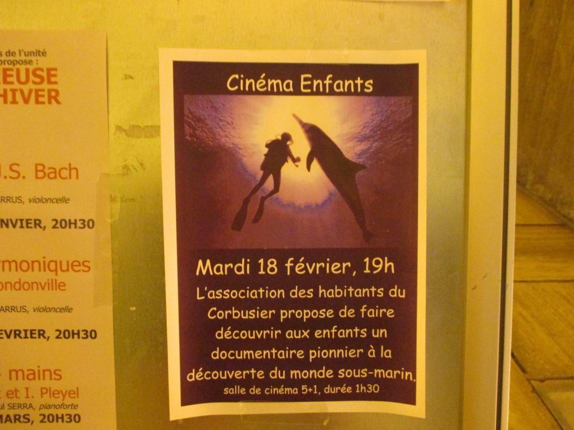 cine enfants 18 fevrier