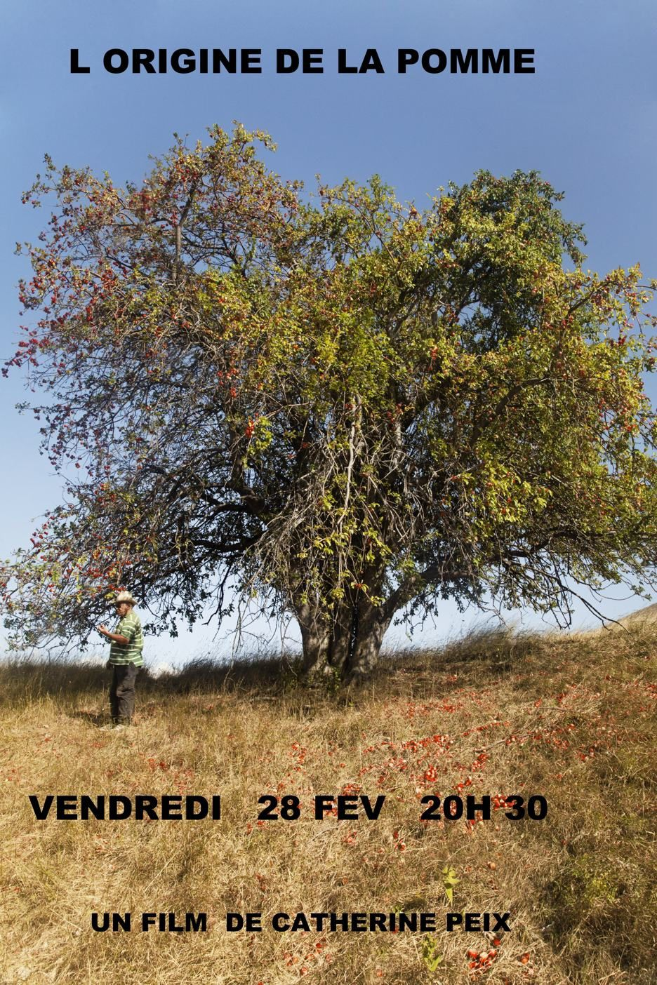 projection vend 28 mars en presence de catherine Peix