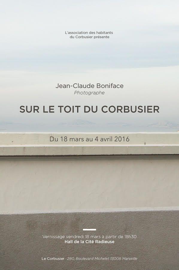 sur le toit du corbusier..... vendredi 18 mars 19 h !!!!!!